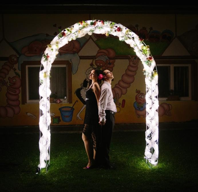 250118d75b3c Svadobné dekorácie - Perfektná zábava pre Vašu svadbu
