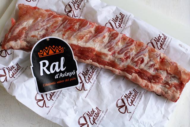 Costella de porc Ral d'Avinyó