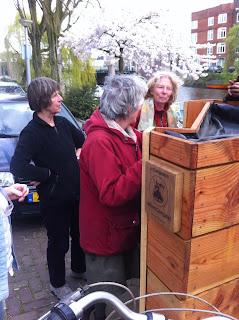 wormenhotel Josef Israelskade Amsterdam Compost buurtcompost