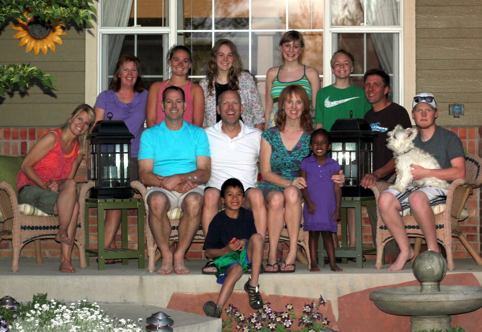 spank Family gathering