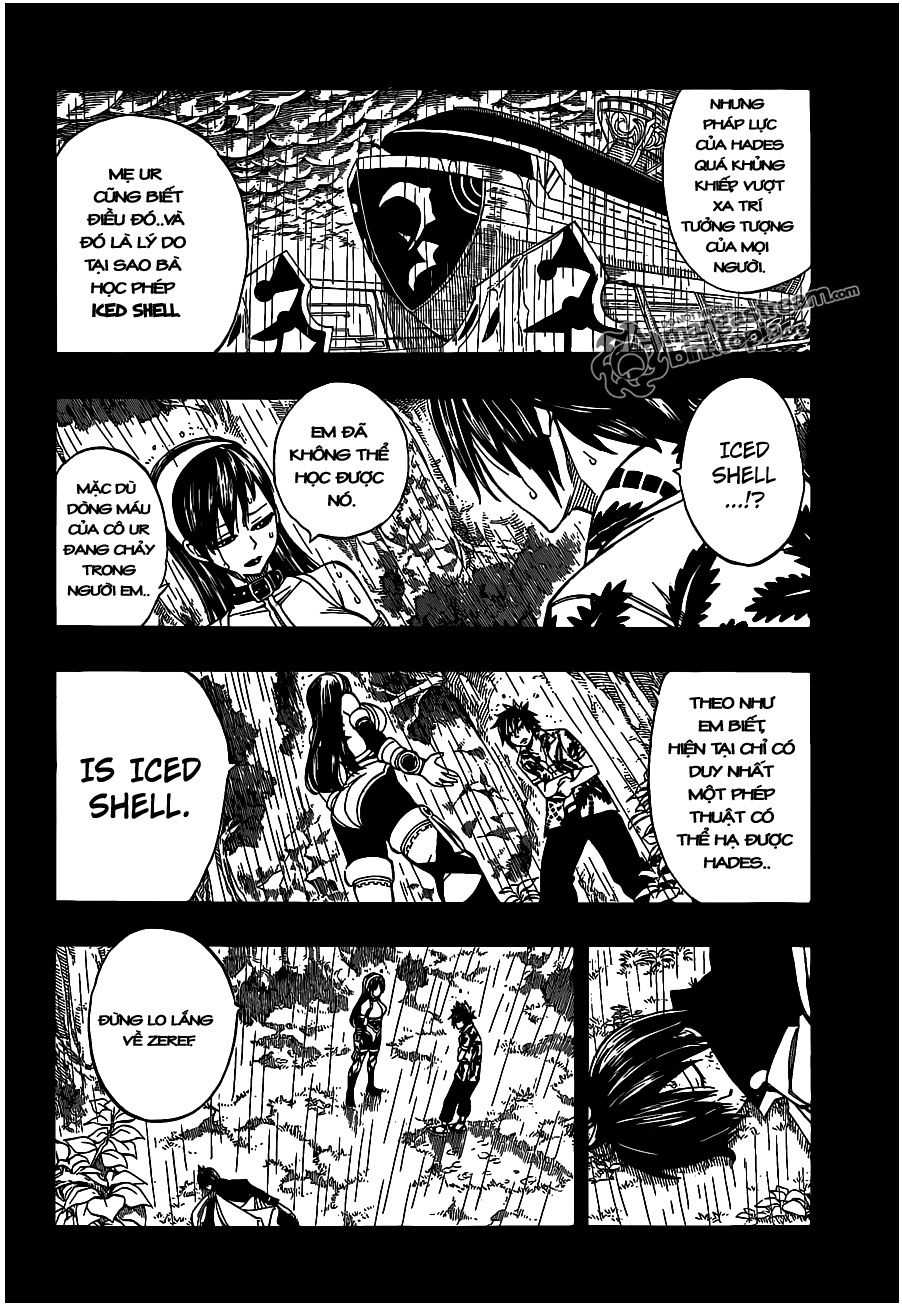 Fairy Tail chap 239 trang 8