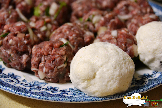 meatballs קציצות קובה