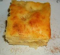 Gâteau léger à la poire
