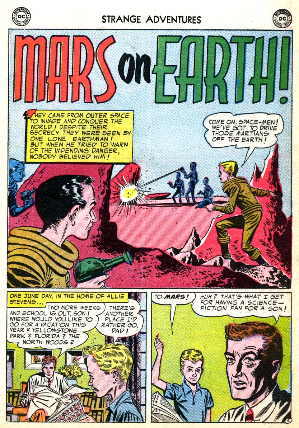 Strange Adventures (1950) issue 49 - Page 19