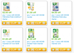 Incredible New Airwick Coupons Become A Coupon Queen Interior Design Ideas Inesswwsoteloinfo