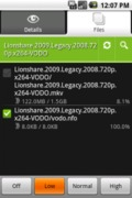 Download file torrent via hape android