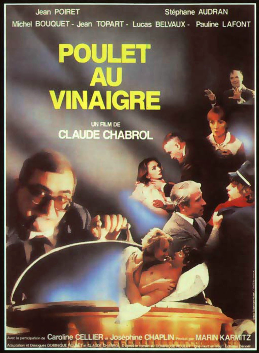 Francomac™: Chabrol-1985-Poulet au vinaigre