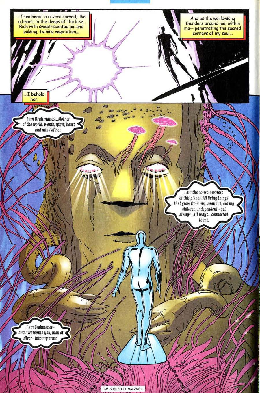 Read online Silver Surfer (1987) comic -  Issue #142 - 12