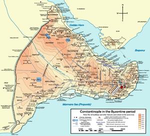 Konstantinopel Pada Masa Kekaisaran Romawi - berbagaireviews.com