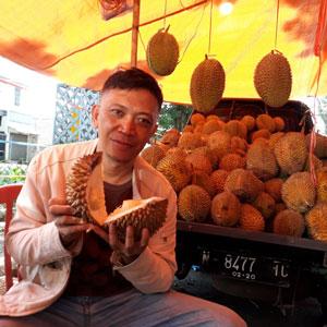 Pesta Durian di Pasar Rakyat 2019, Ki Ageng Gribig, Madyopuro, Malang