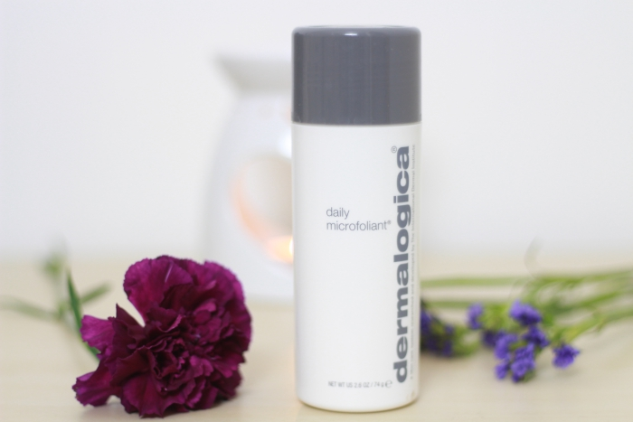 dermalogica #myfacemystory daily microfoliant