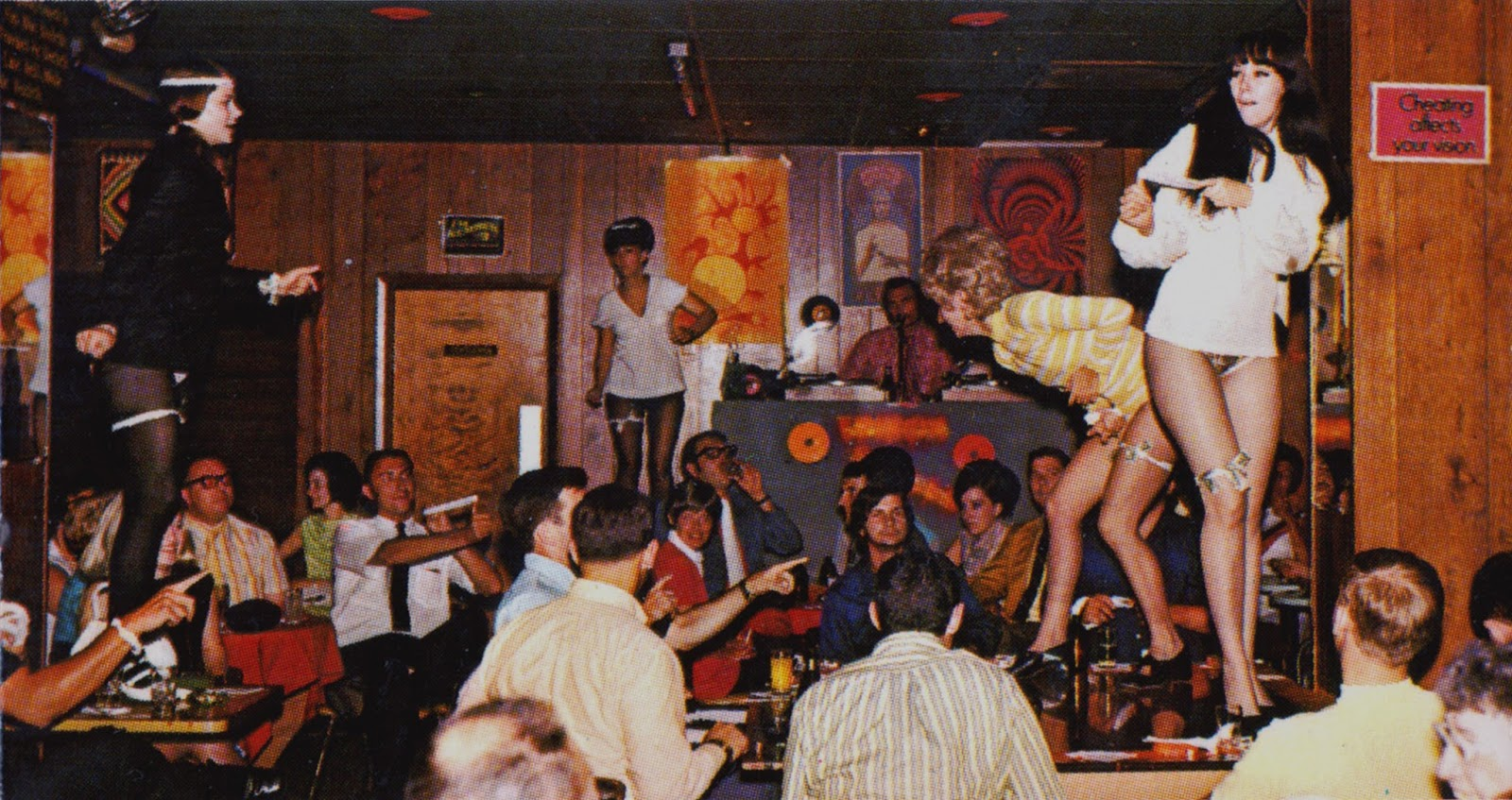 Vintage Dance Party Disco