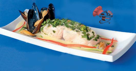 Corvina en Salsa de Mejillones         |          Kanelamonje:  Recetas de Cocina