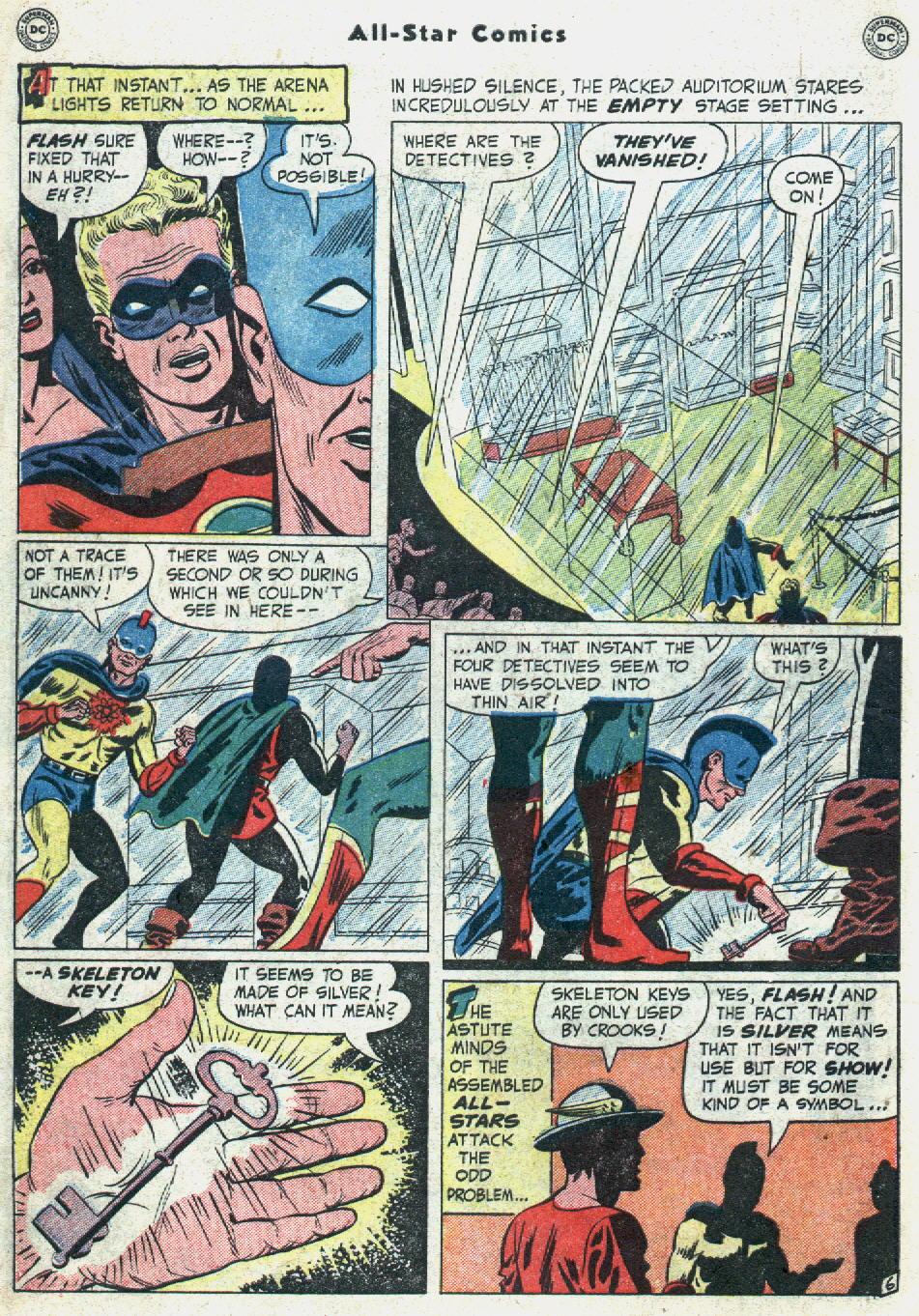 Read online All-Star Comics comic -  Issue #57 - 8