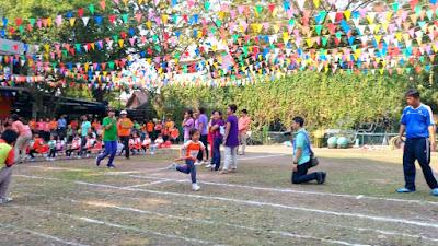 バンコクの幼稚園トーシー