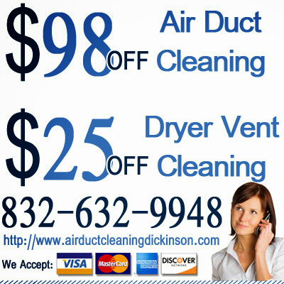 Air Duct Cleaning Dickinson