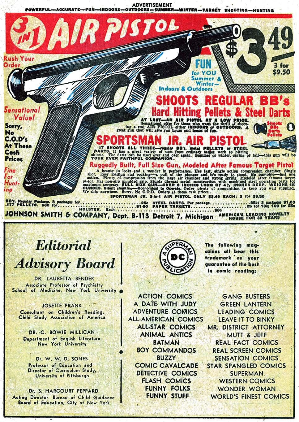 Read online All-American Comics (1939) comic -  Issue #99 - 49