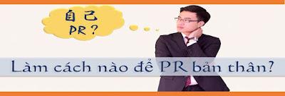 Bài Viết PR Chuẩn