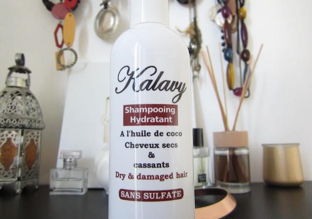 Kalavy shampooing hydratant