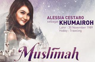 Khumairoh Muslimah ANTV