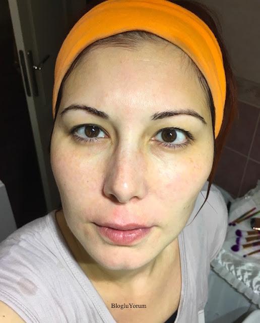 loreal paris skin expert saf kil detoks maskesi swatch2