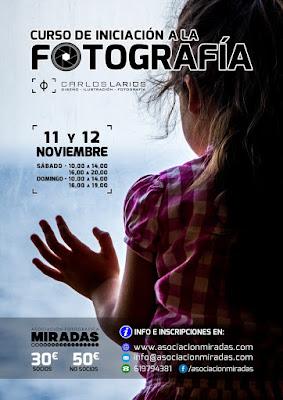 Curso de Iniciación a la Fotografía en Ceuta