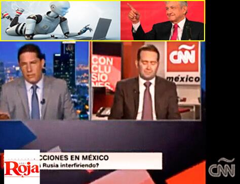 80% de los tuits favorables a AMLO y MORENA serían bots emitidos desde Rusia y Ucrania, según dio a conocer la cadena CNN en español