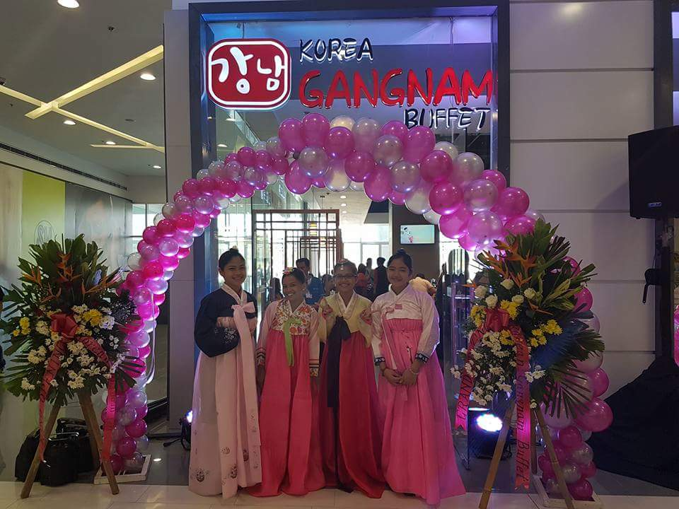 Magnificent Korea Gangnam Buffet Opens At Sm City San Jose Del Monte Download Free Architecture Designs Scobabritishbridgeorg