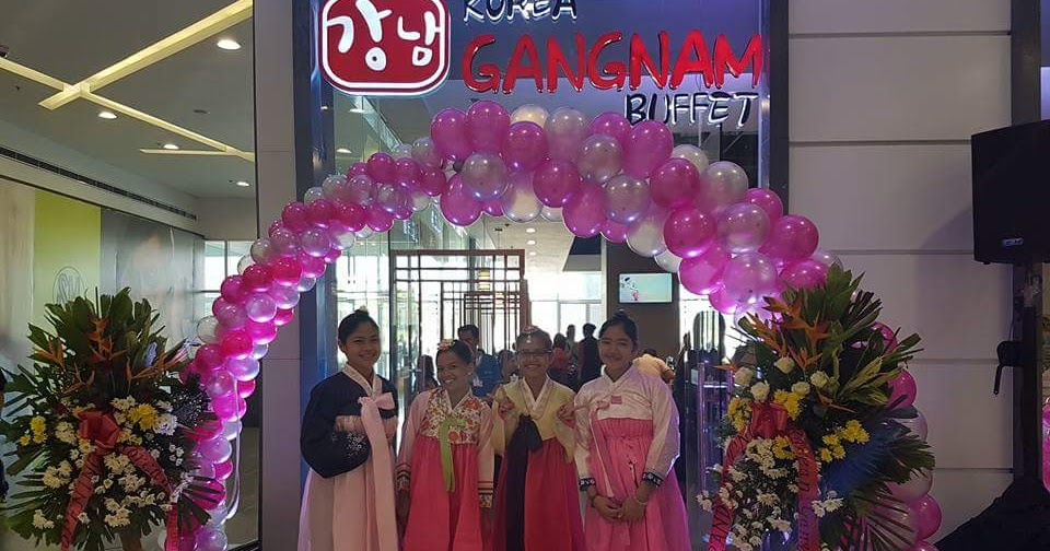 Prime Korea Gangnam Buffet Opens At Sm City San Jose Del Monte Download Free Architecture Designs Scobabritishbridgeorg