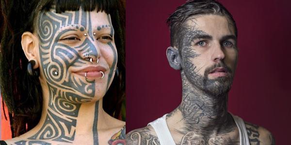 Mytattooland.com: Face Tattoos