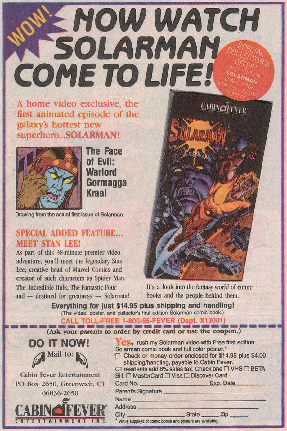 Read online ALF comic -  Issue #32 - 23