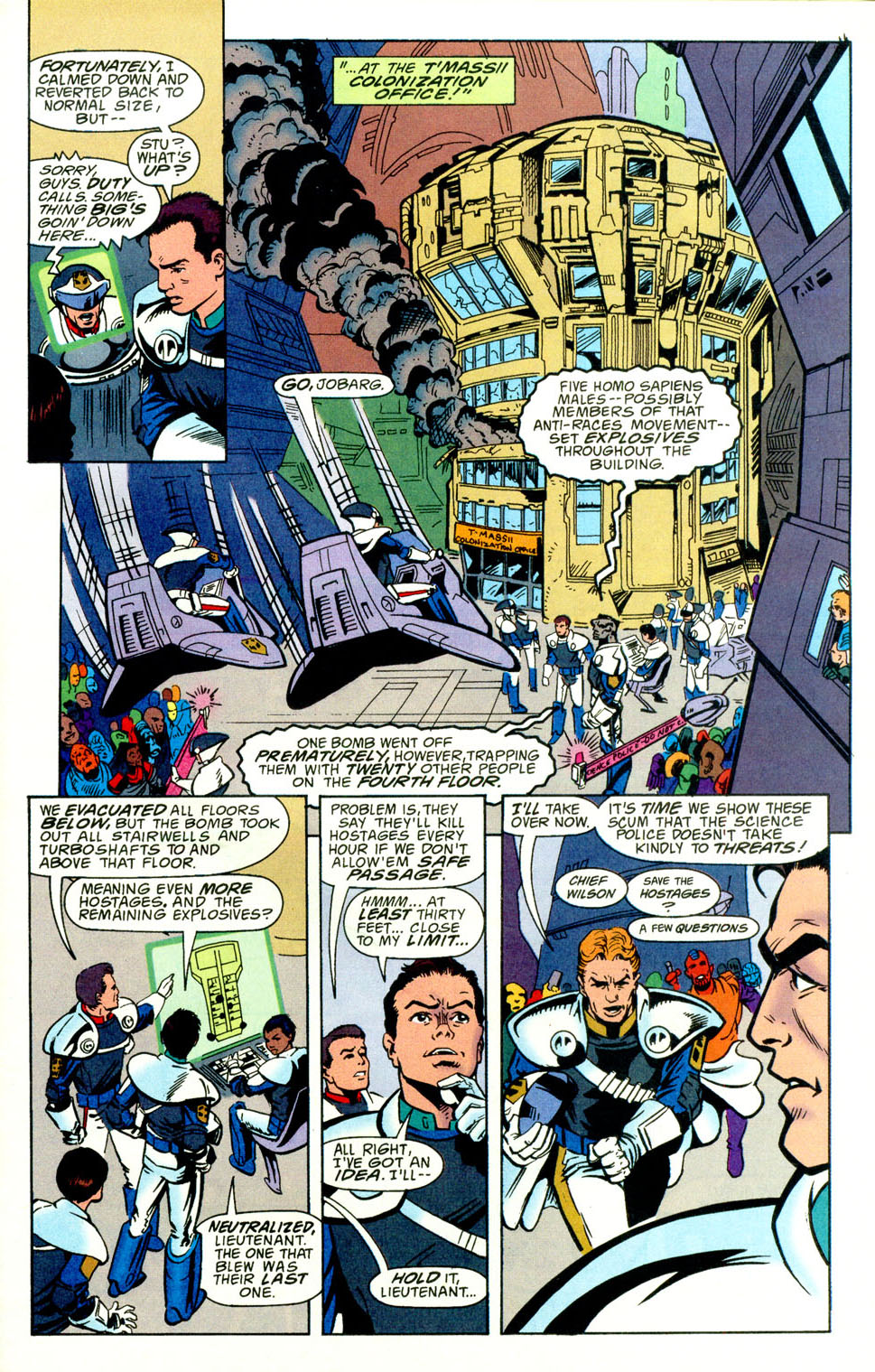 Legion of Super-Heroes (1989) _Annual_5 Page 43