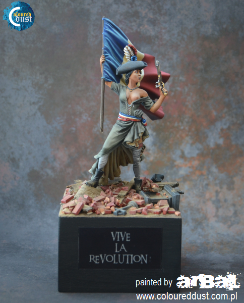 French Revolutionary, 1789 (Pegaso Models)