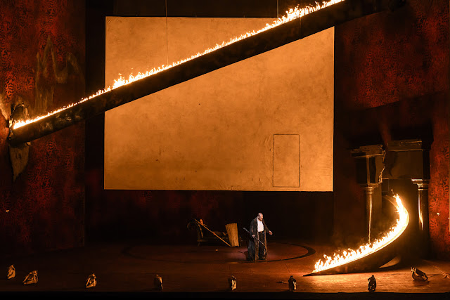 Wagner: Die Walküre, The Royal Opera ©2018 ROH. Photograph by Bill Cooper