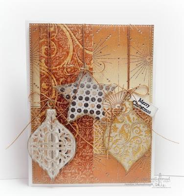 Our Daily Bread Designs Stamp Set: Mini Tags Sentiments, Our Daily Bread Designs Paper Collections: Winter 2014, Christmas Card  2015, Sparkling Stars, Elegant Embellishments, Mini Tags, Flourished Star Pattern