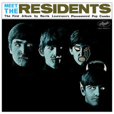 'Meet The Residents' - The Residents: