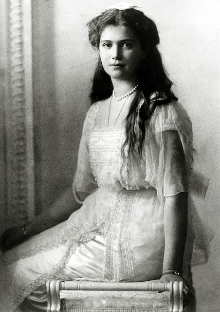 anastasia romanov most beautiful women in history