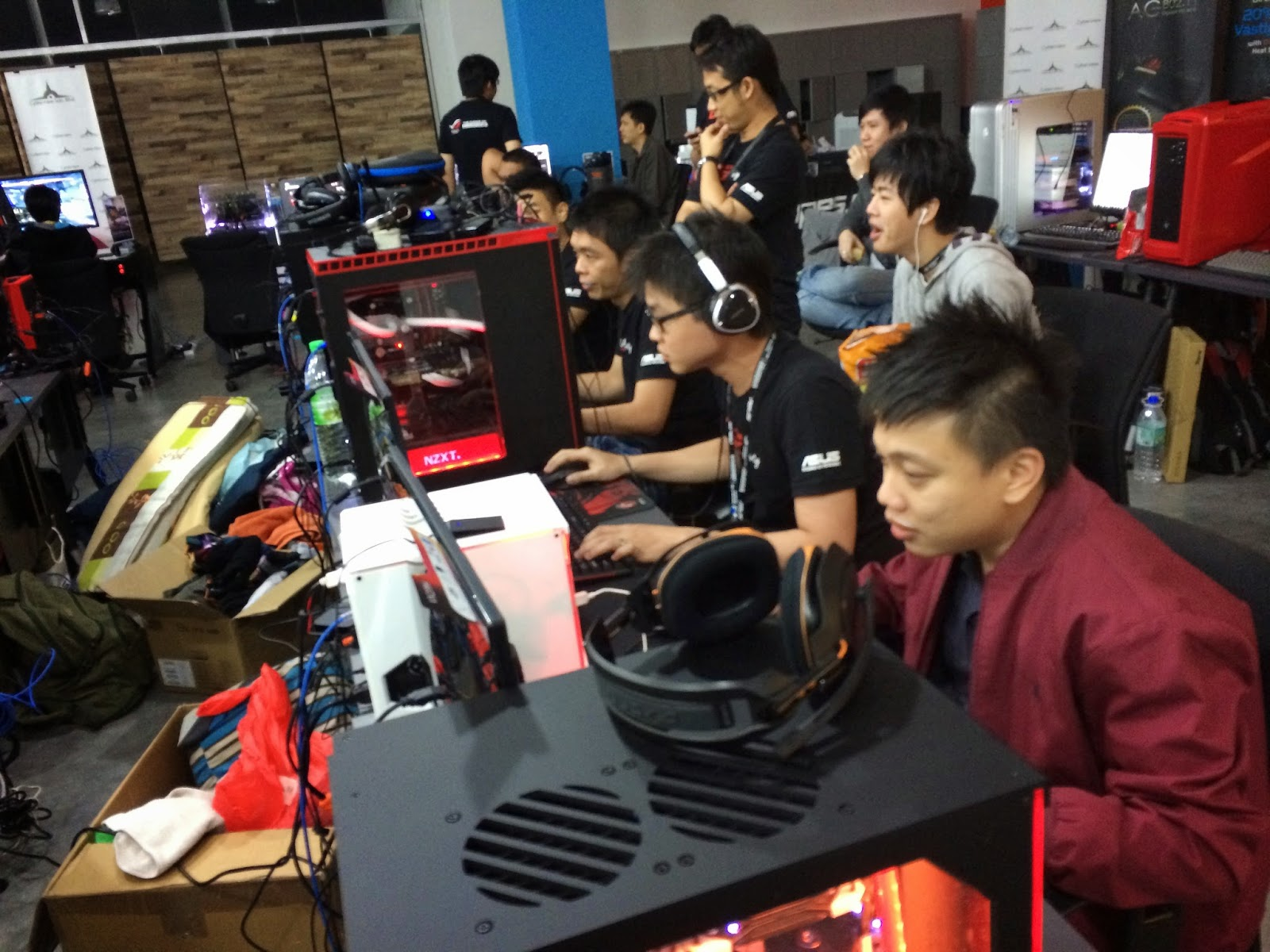 Coverage for ASUS LAN Party: DAY 2 67