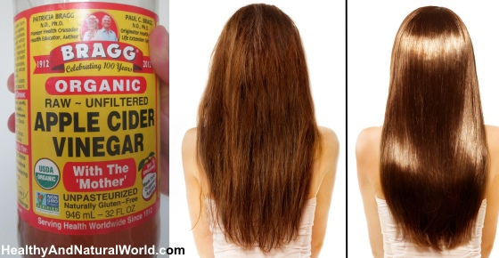 Why You Should Wash Your Hair With Apple Cider Vinegar