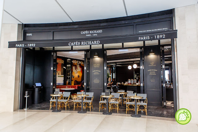 Assez Cafes Richard @ Sky Avenue : Famous France Coffee Outlet is Here  SC73