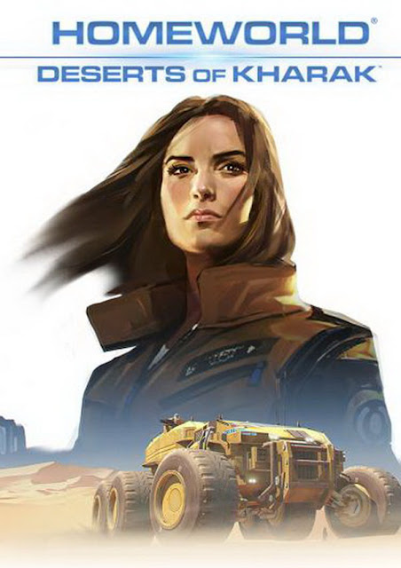 Homeworld Deserts Of Kharak Download Cover Free Game