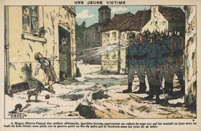 Carte illustrée, R. Bataille, 1914 (Mission du centenaire)