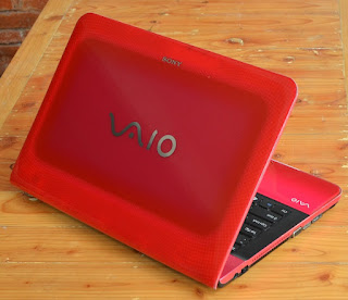 Laptop Gaming Sony Vaio E Series VPCEA36FG Bekas