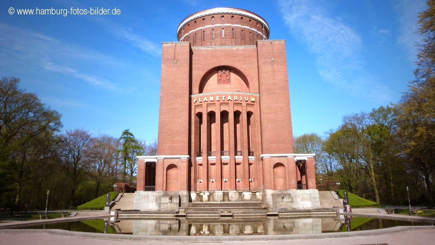Planetarium Hamburg Stadtpark