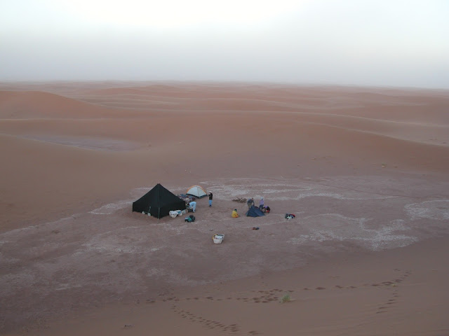 Zelt Wüstentrip desert tent