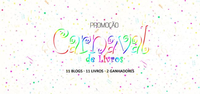 Promoção: Carnaval de Livros