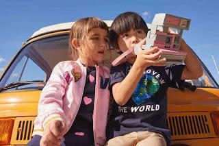 ازياء اطفال صيف 2019