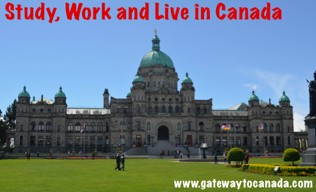 Study, Work and Live in Canada