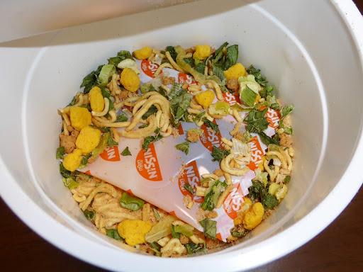 【NISSIN(日清食品)】カップヌードル・ミンスドポーク味〔原産国名:タイ〕