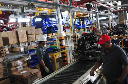 Producción de repuestos automotores en Venezuela cayó a 15%